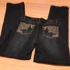 Earl straight leg jeans